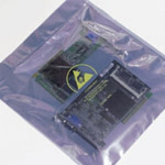 Poly Bags - Grey Static Shielding Poly Bags
