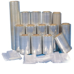 Shrink Film - PVC Shrink Film 75 Gauge Center Fold