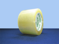 "Packing Tape - 3"" x 110 yds Clear Acrylic 2.0 mil Packaging Tape, 24 rolls/case"