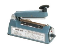 "Impulse Sealer - 4"" Impulse Hand Sealer, 2mm Seal"