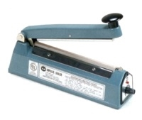 "Impulse Sealer - 8"" Impulse Hand Sealer, 5mm Seal"