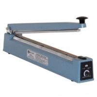 "Impulse Sealer - 12"" Impulse Hand Sealer, 2mm Seal"