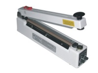 "Impulse Sealer - 16"" Magnetic Impulse Hand Sealer with Cutter, 2mm Seal"
