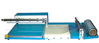 "Shrink Wrap System - 18"" x 18"" L-Bar Sealer, Dispenser"