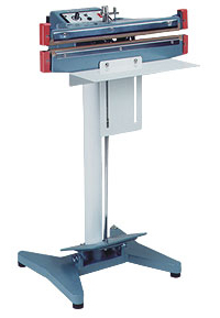 "Foot Sealer - 18"" Double Impulse Foot Sealer, 5mm seal"