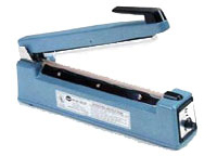 "Impulse Sealer - 20"" Impulse Hand Sealer, 5mm Seal"