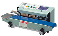 Band Sealer - Horizontal, Portable Band Sealer