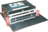 "Impulse Sealer - 10"" Stainless Steel Table Top Impulse Sealer, 2mm Seal"