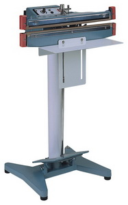 "Foot Sealer - 18"" Double Impulse Foot Sealer, 10mm seal"