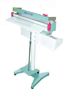 "Foot Sealer - 24"" Foot Sealer with Cutter, 2mm Seal"