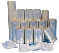 Shrink Film - PVC Shrink Film 75 Gauge 2000 ft 13 Inch Wide