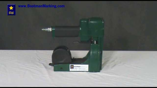 Roll Stapler -  Carton Stapler Video Demonstration