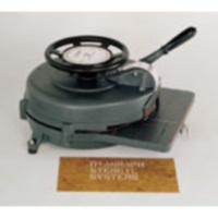 Manual Stencil Machine - Diagraph Stencil Machine Kit, 1/8""