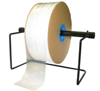 "Poly Tubing Roll - 14"" x 2150 ft, 2 mil. Poly Tubing"
