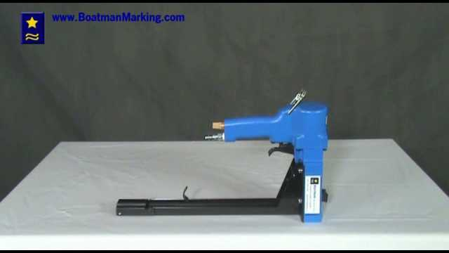 Josef Kihlberg 561 Carton Stapler Video Demonstration