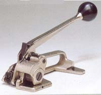 "Strapping Tools - Strapping Tensioner for Steel Strapping 3/8 - 3/4"", Nickel Plated"