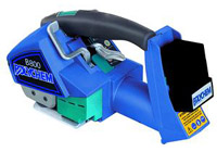 Battery Operated Strapping Tools - Polychem B800 Battery Operated Strapping Tool - 800lb Strength