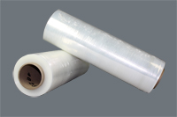 "Hand Stretch Wrap - 12"" x 1500'  70 Gauge Stretch Film, 4 Rolls Per Case"