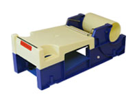 "Tape Dispensers - 4"" Plastic Label Protection Tape Dispenser"