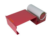 "Tape Dispensers - 6"" Metal Lable Protection Tape Dispenser"