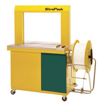 "Strapping Machines - Strapack RQ-8A Strapping Machine,  31"" H x 33"" W"