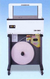 Banding Machines - Strapack OB360 Banding Machine With High Capacity Dispenser