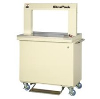 "Strapping Machines - Strapack RQ-8IR3 Strapping Machine, 16"" H x 27"" W"